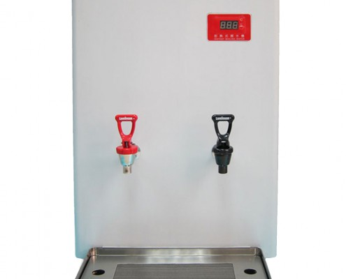 WAKII WB-60CH Counter-top & Wall-Mounted Hot & Cold Instant Boiler