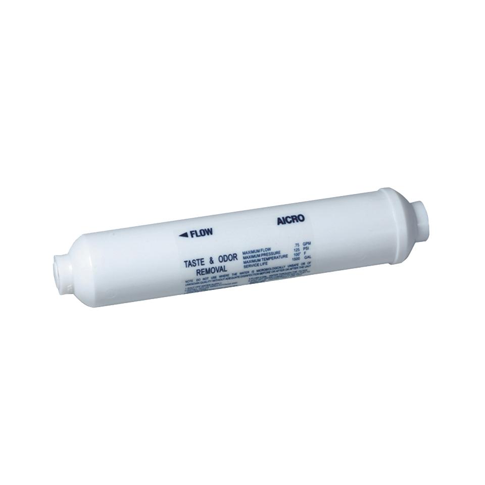 AICRO Inline Water Filter Cartridge
