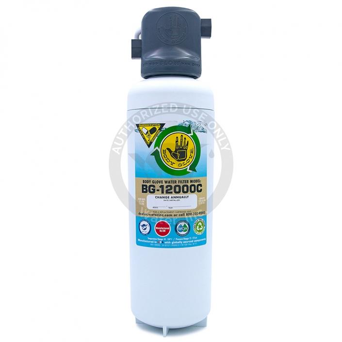 Body Glove BG-12000 Water Filter System