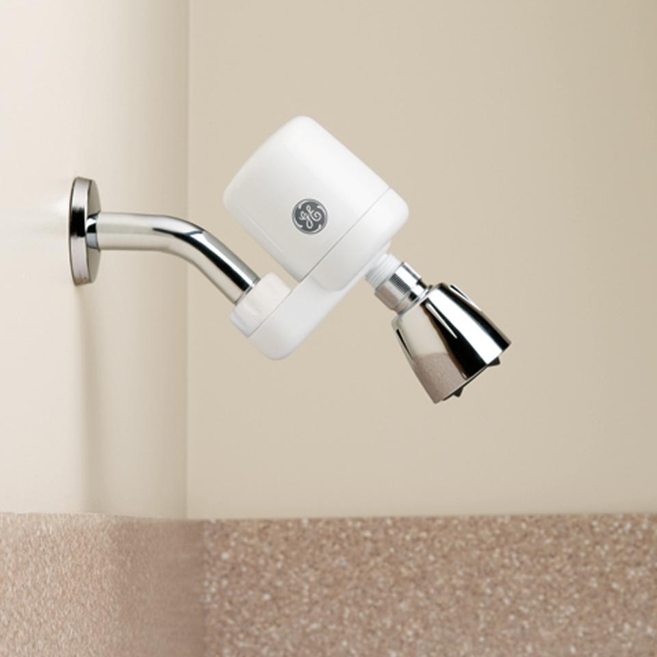 ge shower filter gxsm01hww surpass trading co ltd. Black Bedroom Furniture Sets. Home Design Ideas