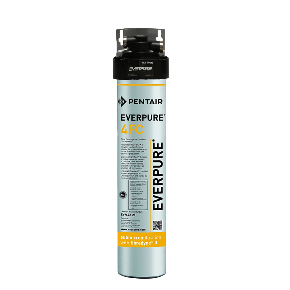 Everpure 4FC Water Filter System