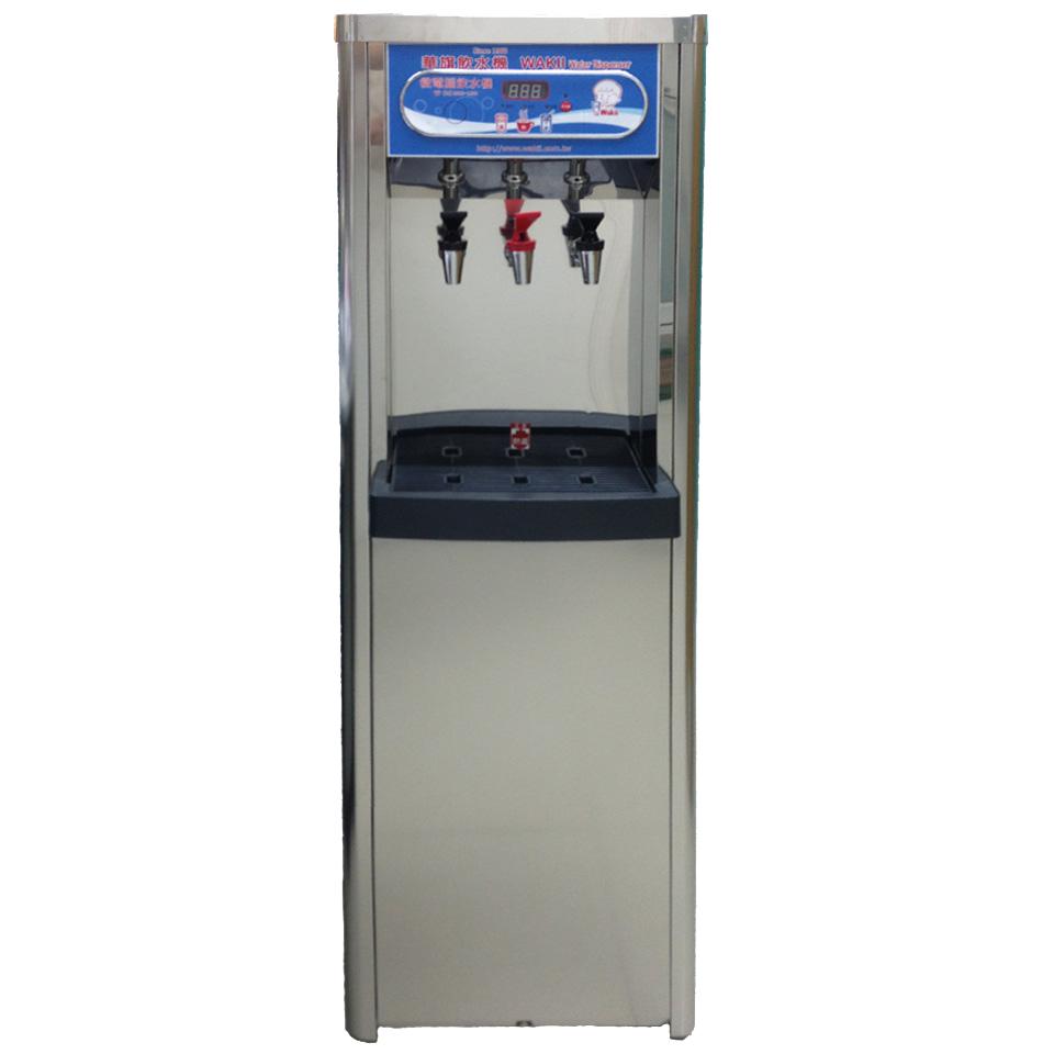 WAKII WA-2168BCKH Free-Standing Hot, Warm & Cold Water Dispenser