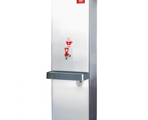 WAKII WB-140 Stainless Steel Free-Standing Instant Boiler