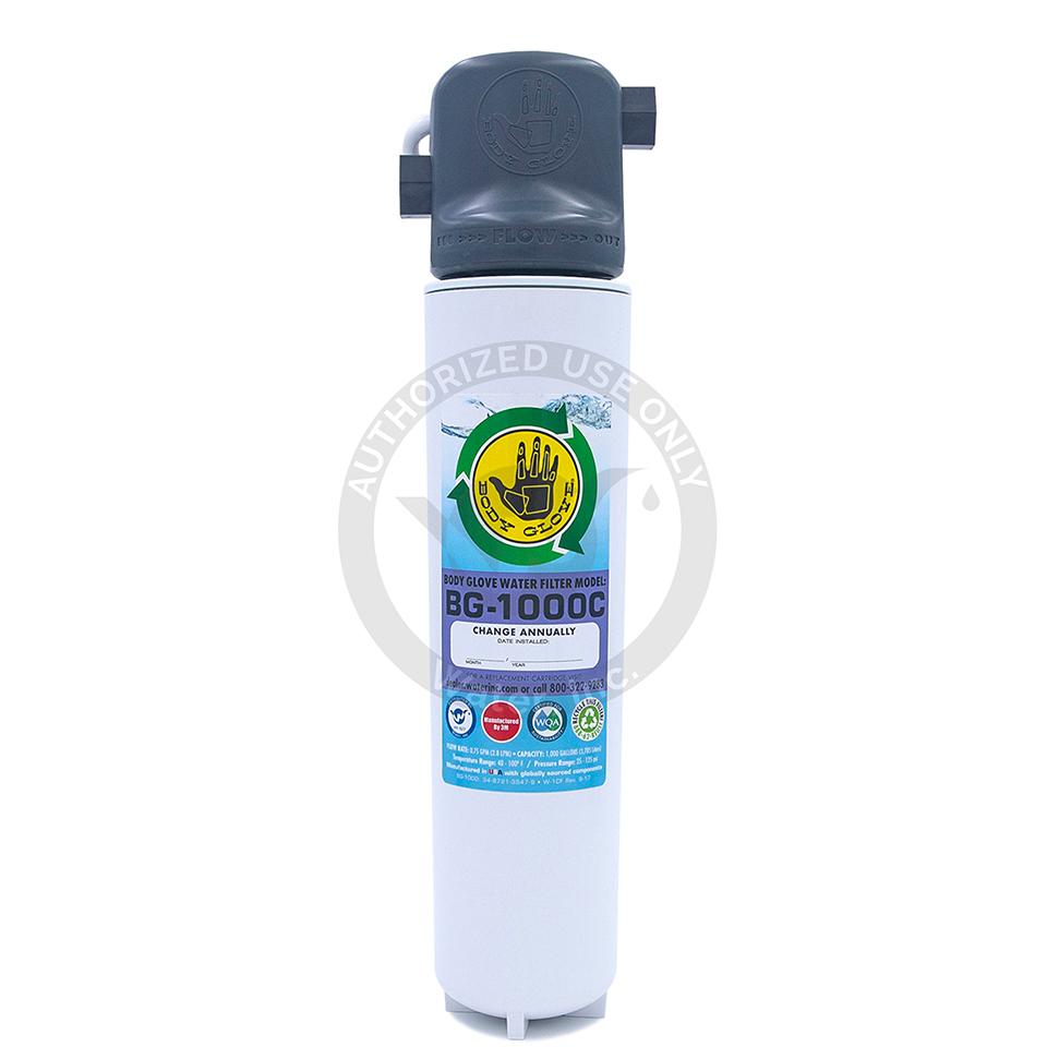 Body Glove BG-1000 Water Filter System