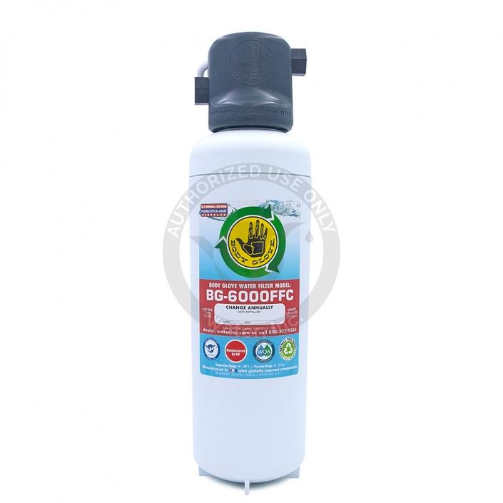 Body Glove BG-6000FF Water Filter System