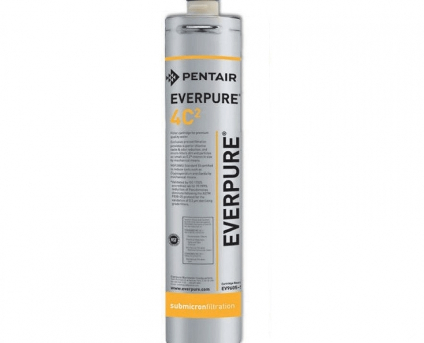Everpure 4C2 Water Filtration System